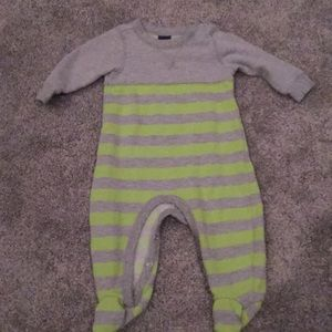 Baby Gap one piece sweats 3-6 months